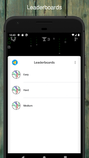 Word Hunt 1.3.12 screenshots 3