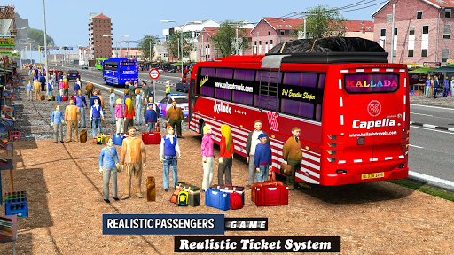 Coach Bus Driving Simulator 2020: City Bus Free 0.1 Screenshots 19