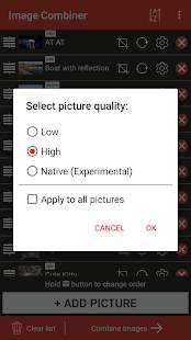 Image Combiner Screenshot