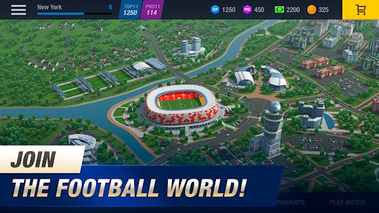 11x11: Soccer Club Manager screenshots 13
