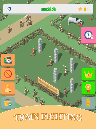 Idle Medieval Village: 3d Tycoon Game  screenshots 11