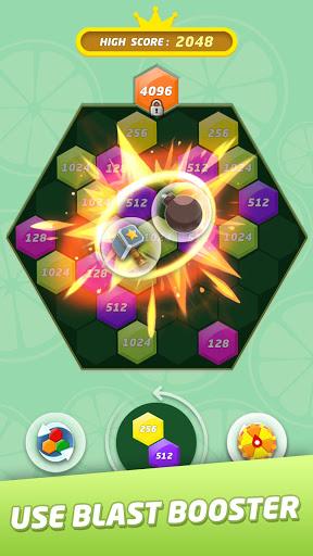 Crazy Hexagon apklade screenshots 2