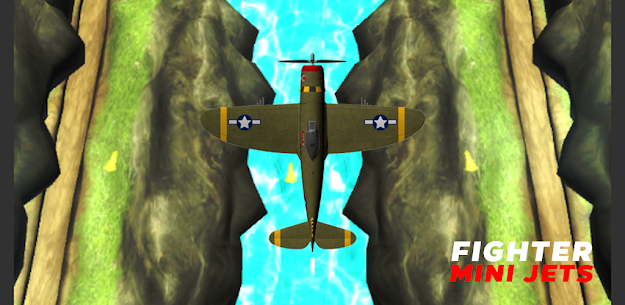 Fighter Mini Jets Battle War Hack Online [Android & iOS] 3
