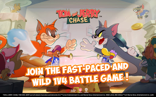 Tom and Jerry: Chase apktram screenshots 7