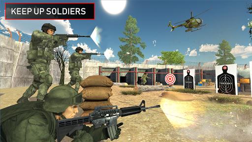 Army Mission Games: Offline Commando Game apkdebit screenshots 7