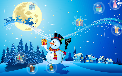 Christmas Bubbles for Kids 🎄 Screenshot