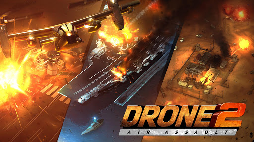 Drone -Air Assault 2.2.142 screenshots 1
