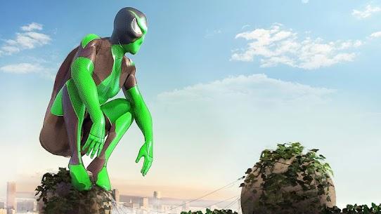 Rope Frog Ninja Hero APK MOD HACK (Dinero Ilimitado) 3
