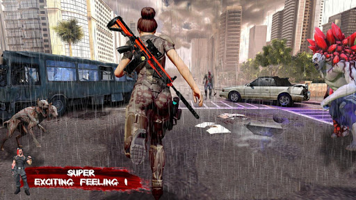 Zombie Hunter survival - FPS Sniper Shooting Games  Pc-softi 11