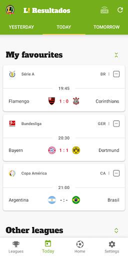 Lance Resultados - Serie A 2021 apktram screenshots 7