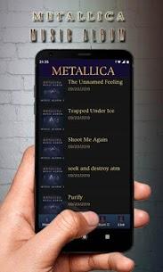 metallica albums song mp3 rock song pop song 150+ 2.2 Mod APK [Premium] 2