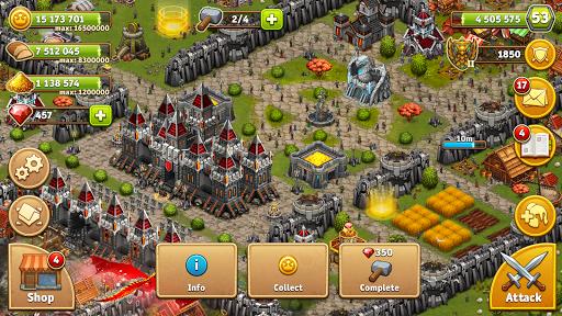 Throne Rush 5.23.5 screenshots 8