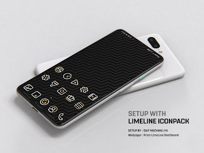LimeLine Icon Pack Pro Apk: LineX 2.8 (Patched) 9