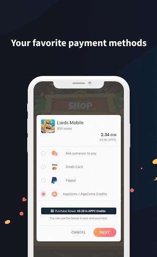 AppCoins Wallet