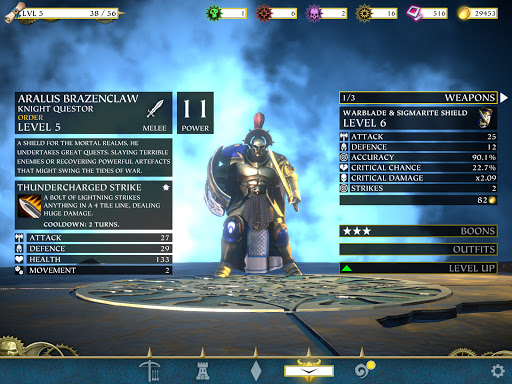 Warhammer Quest: Silver Tower 1.2003 screenshots 22