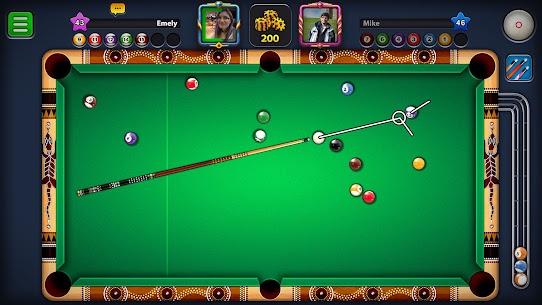 8 Ball Pool APK MOD 5.4.5 (Unlimited Money, Long Lines) 7