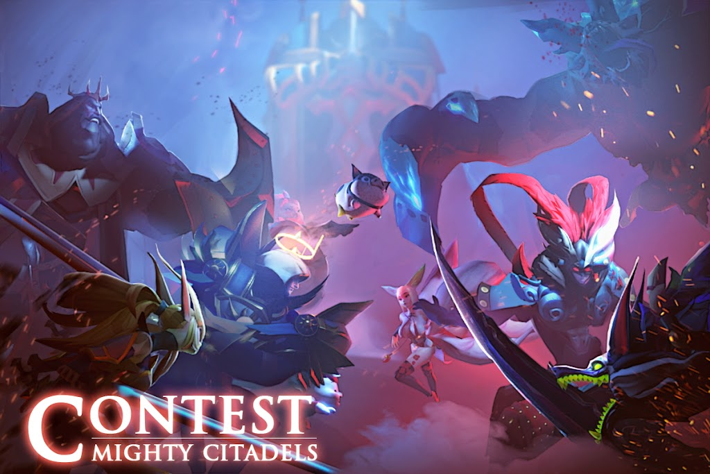Mobile Royale MMORPG - Build a Strategy for Battle poster 5