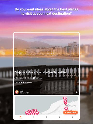 GOAZ: Travel Stories, Trips & Tips. Be an Explorer 6.27.0 Screenshots 9