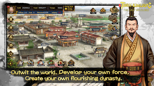 Three Kingdoms The Last Warlord  screenshots 2