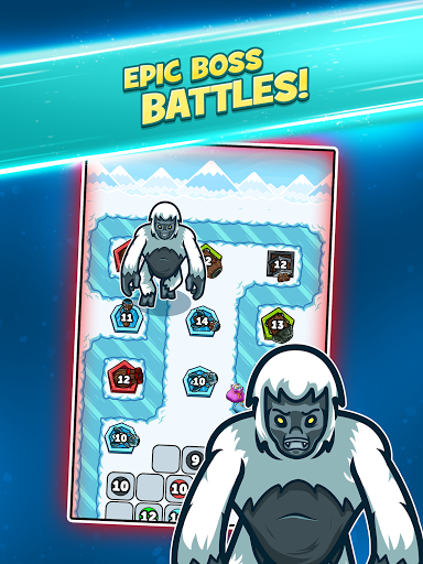 Merge Kingdoms - Tower Defense apkpoly screenshots 13