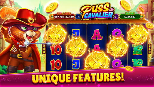 Hoppinu2019 Cash Casino - Free Jackpot Slots Games  screenshots 5