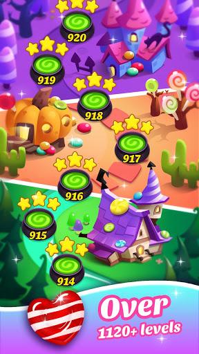 Gummy Candy Blast - Free Match 3 Puzzle Game 1.4.8 screenshots 5