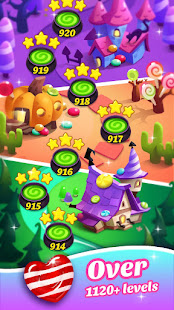 Gummy Candy Blast - Free Match 3 Puzzle Game