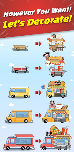 Let's Cook! Pucca : Food Truck World Tour modavailable screenshots 5