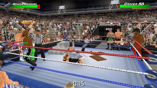 Wrestling Empire Mod APK (Unlocked, No Ads) 9