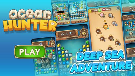 Ocean Hunter : Match 3 Puzzle 1.0.8 screenshots 2