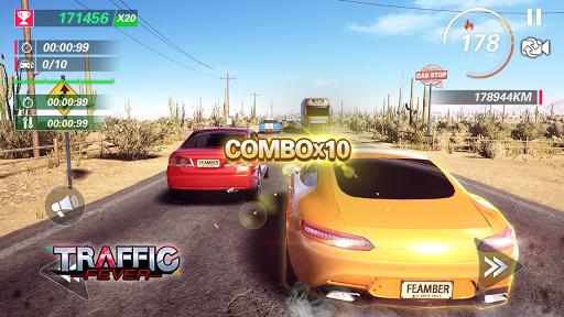 Traffic Fever-Racing game  screenshots 1