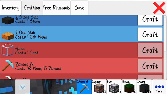 Cubed Craft  Survival Apk Son Sürüm 2021 4