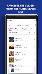 Free Music: Songs Screenshot