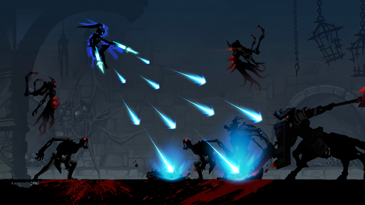 Shadow Knight Premium: Stickman & Fighting Game 1.1.312 screenshots 3