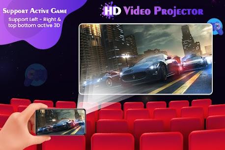 HD Video Projector Simulator Apk 1