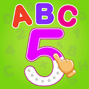 1 to 100 Numbers, Alphabet, Spellings Tracing