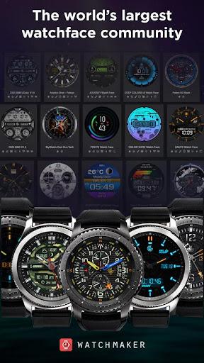 Watch Faces - WatchMaker 100,000 Faces  screenshots 2