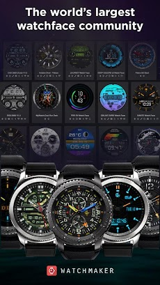 Watch Faces - WatchMaker 100,000 Facesのおすすめ画像3