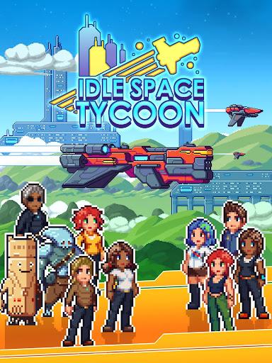 Idle Space Tycoon  screenshots 16
