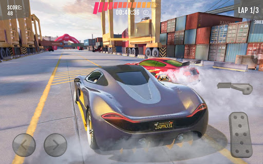 Drifting simulator : New Car Games 2019 modiapk screenshots 1