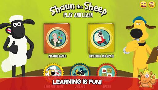 Shaun learning games for kids 10.6 screenshots 9
