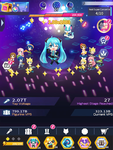 Hatsune Miku - Tap Wonder android2mod screenshots 18