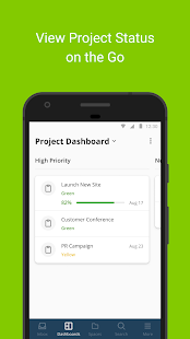 Wrike - Remote Project Management Screenshot
