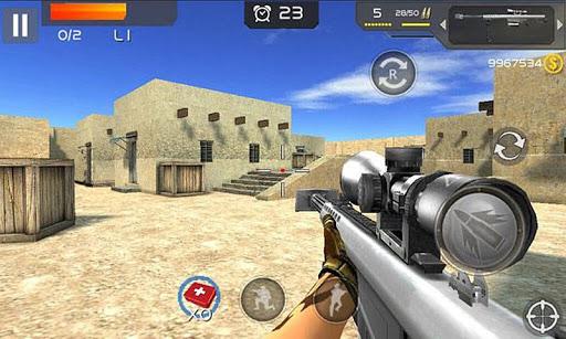 Gun & Strike 3D apklade screenshots 1