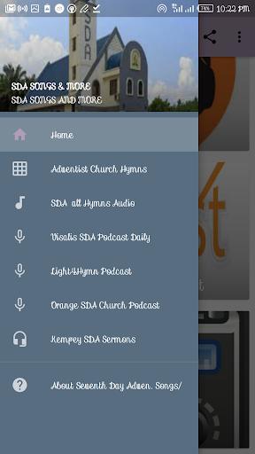 SDA (Seventh Day Adventist) Audio Hymns, Podcasts  screenshots 1