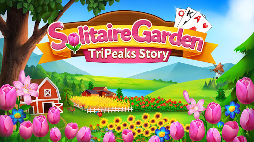 Solitaire Garden - TriPeaks Story screenshots 5