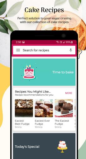 Cake Recipes 26.6.0 Screenshots 1