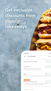 Foodhub - Online Takeaways 9.15 Screenshots 4