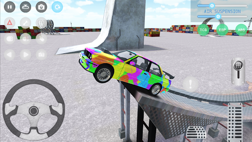 E30 Drift and Modified Simulator 2.6 Screenshots 8