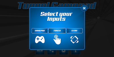 Tunnel Gamepad